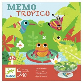 Memo Tropico, Djeco