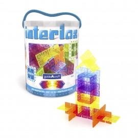 Interlox 96 piezas, Guidecraft