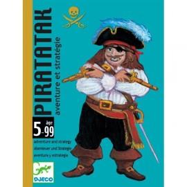 Cartas Piratatak, Djeco