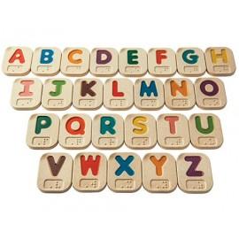 Alfabeto Braille A-Z