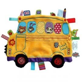 Doudou Autobús Amarillo