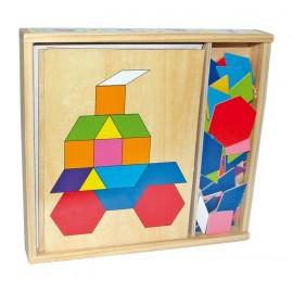Caja de Mosaico