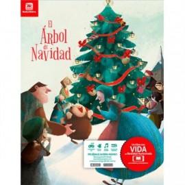 Libros con realidad aumentada el árbol de navidad