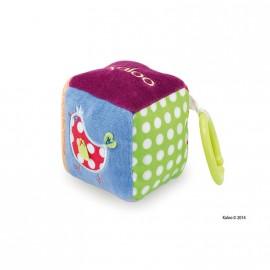 Activity cube colors