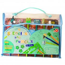 Reglas y lápices