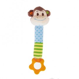 Mono descarado mordedor