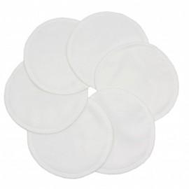 Discos lactancia Siempre seco, blanco