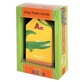 Flash Cards Animales ABC