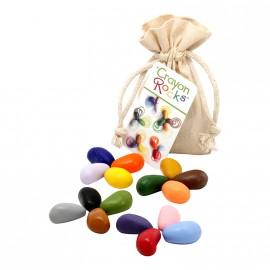 Crayon Rocks, ceras naturales 16 colores