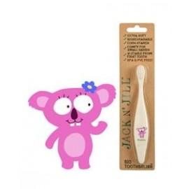 Cepillo de dientes Bio Jack n' Jill Koala