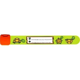 Pulsera identificativa, Infoband Tortugas