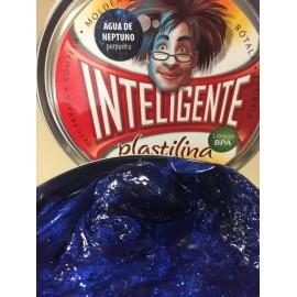 Plastilina inteligente, Agua de Neptuno purpurina