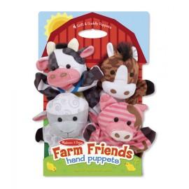 Marionetas Amigos de la granja, Melissa & Doug