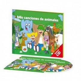 Libro + CD Mis Canciones de Animales