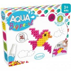 Aqua Big pearl Golondrina, Aladine
