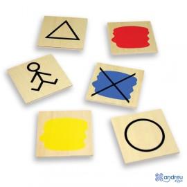 Atributos bloques lógicos - Logic Blocks Attributes, Andreu Toys