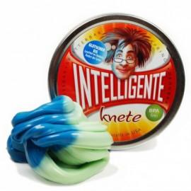Plastilina inteligente, Alien mutante cambia de color
