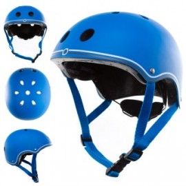 Casco junior azul, Globber