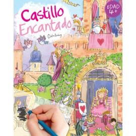 Calca con Scribble Down, Castillo encantado