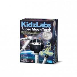 Super Moon Torch - Linterna Gran Luna, 4M