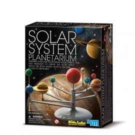 Solar System Planetarium, 4M