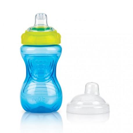 Taza antigoteo Easy Grip™ - 300 ml - 6m+, Nûby