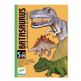 Cartas Batasaurus, Djeco