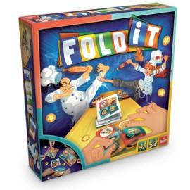 Fold it, Goliath